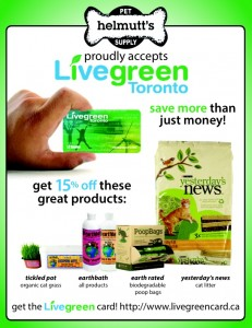LiveGreenCard poster picture